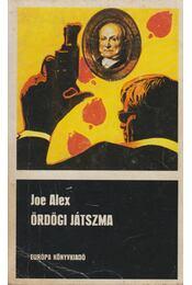 Ördögi játszma - Joe Alex - Régikönyvek