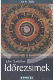 Időrezsimek - Johan Goudsblom - Régikönyvek