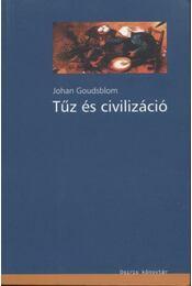 Tűz és civilizáció - Johan Goudsblom - Régikönyvek
