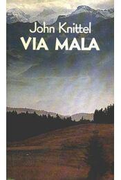 Via Mala - John Knittel - Régikönyvek