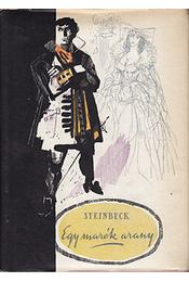 Egy marék arany - John Steinbeck - Régikönyvek