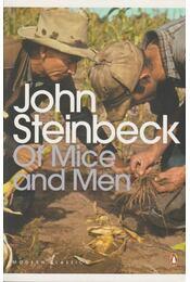 Of Mice and Men - John Steinbeck - Régikönyvek
