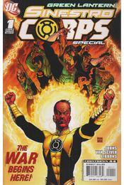 Green Lantern Sinistro Corps Special 1. - Johns, Geoff, Van Sciver, Ethan - Régikönyvek