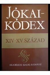 Jókai-kódex - Régikönyvek