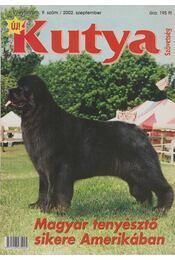Kutya Szövetség V. évf. 2002/9. szám - Juhász László - Régikönyvek