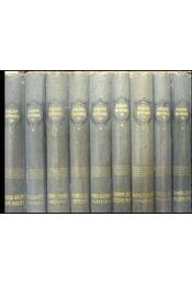 Magyar Remekírók 1-55. kötet (teljes) - Régikönyvek