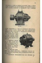 Elektromótorok - Régikönyvek