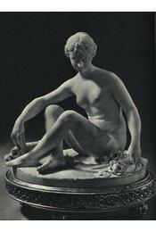 Francia szobrászat a XVII-XX. században (Францизская скульптура XVII-XX веков) - Régikönyvek