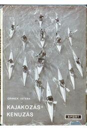 Kajakozás-kenuzás - Régikönyvek