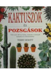 Kaktuszok és pozsgások - Régikönyvek