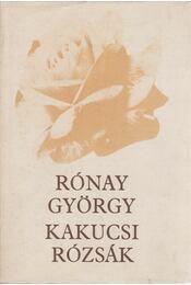 Kakucsi rózsák - Régikönyvek