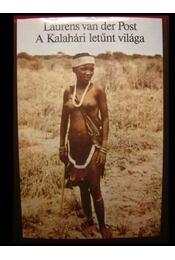 A Kalahári letűnt világa - Régikönyvek
