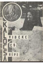 Kalocsa vidéke és népe - Régikönyvek