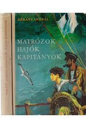 Kalózok, bálnák, tengerek - Régikönyvek