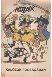 Kalózok fogságában (Mozaik 1974/7.) - Régikönyvek