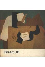 Braque - Kampis Antal - Régikönyvek