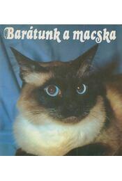 Barátunk, a macska - Kapusi Rózsa - Régikönyvek