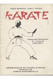 Karate 1 - Régikönyvek
