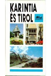 Karintia és Tirol - Régikönyvek