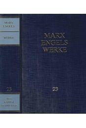 Das Kapital I. - Karl Marx - Régikönyvek