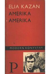 Amerika Amerika - Kazan, Elia - Régikönyvek