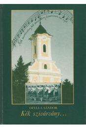 Kék szivárvány - Régikönyvek