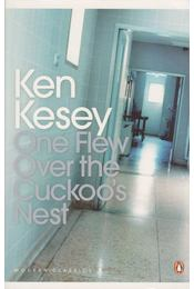 One Flew Over the Cuckoo's Nest - Ken Kesey - Régikönyvek