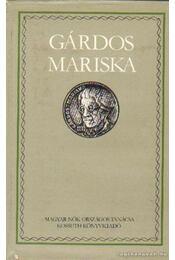 Gárdos Mariska - Kende János - Régikönyvek