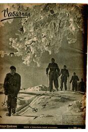 Képes Vasárnap 1943 (teljes) - Bónyi Adorján - Régikönyvek