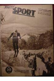 Képes Sport 1943. - Régikönyvek