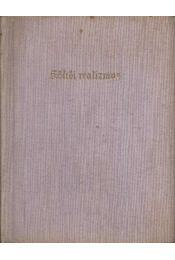 Költői realizmus - Keresztury Dezső - Régikönyvek