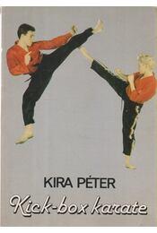 Kick-box karate - Régikönyvek
