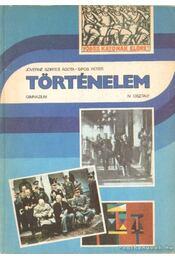 Történelem a gimnázium IV. osztálya számára 1914-1945 - Régikönyvek