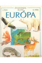 Európa - Régikönyvek