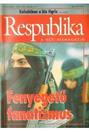 Respublika 1995. II. évfolyam 1-18. szám - Régikönyvek