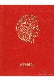 Athén (mini) - Harsányi László - Régikönyvek