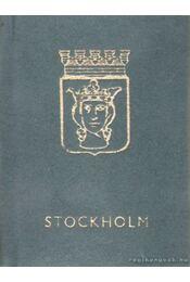 Stockholm (mini) - Harsányi László - Régikönyvek
