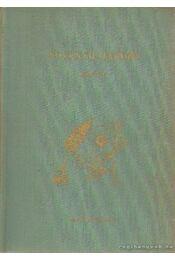 Növényhatározó II. kötet - Régikönyvek