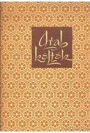 Arab költők - Régikönyvek
