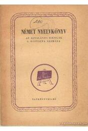 Német nyelvkönyv az általános iskolák 6. osztálya számára - Magos Béla - Régikönyvek