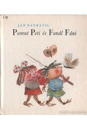 Pamut Peti és Fonál Fáni - Régikönyvek