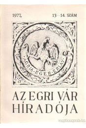 Az Egri Vár Híradója 1977/13-14. szám - Régikönyvek
