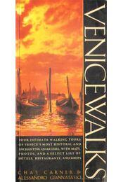 Venicewalks - Régikönyvek