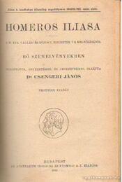 Homeros Iliasa - Régikönyvek
