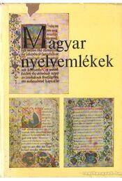 Magyar nyelvemlékek - Régikönyvek