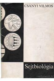 Sejtbiológia - Csányi Vilmos - Régikönyvek