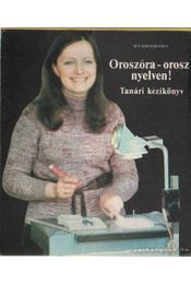 Oroszóra-orosz nyelven! - Régikönyvek