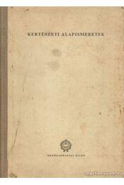 Kertészeti alapismeretek - Régikönyvek