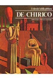 De Chircio - Régikönyvek