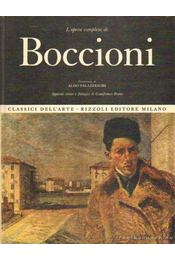 L'opera completa di Boccioni - Régikönyvek